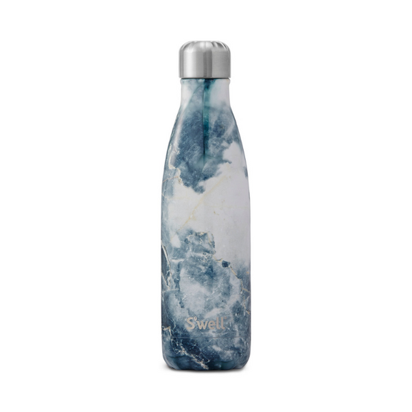 S'Well | S'Well Bottle 500ml Element Collection Blue Granite | Shut the Front Door