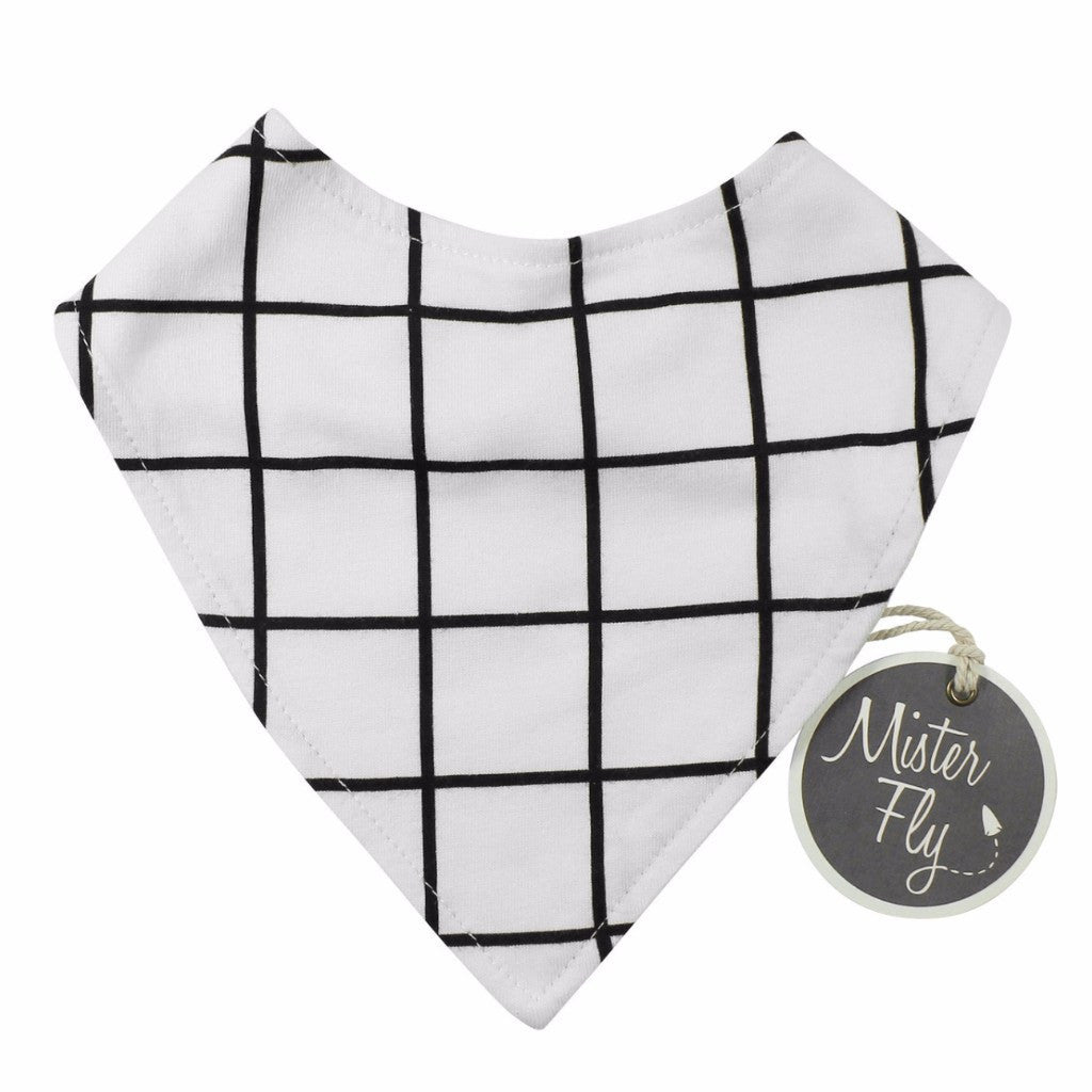 Mister Fly | Dribble Bib Grid | Shut the Front Door