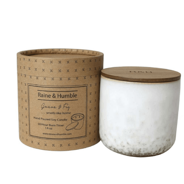 Guava & Fig Soy Candle