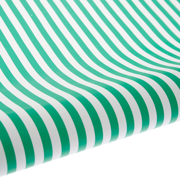 hiPP | Rollwrap Green Stripe 2m | Shut the Front Door