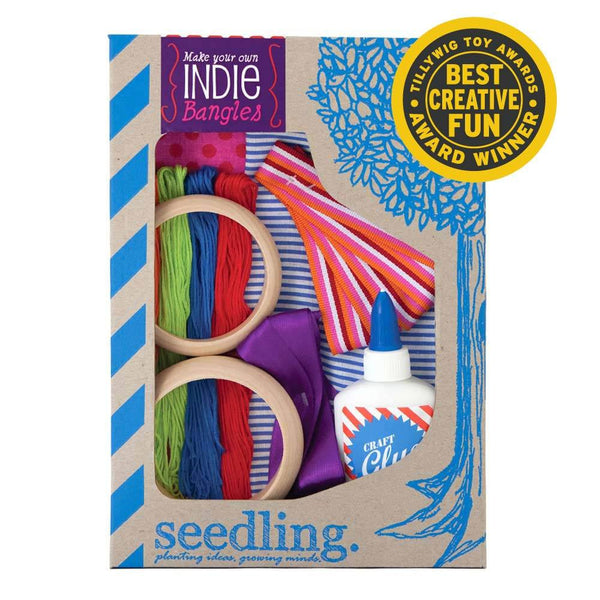 Seedling | Make your own Indie Bangles Seedling | Shut the Front Door