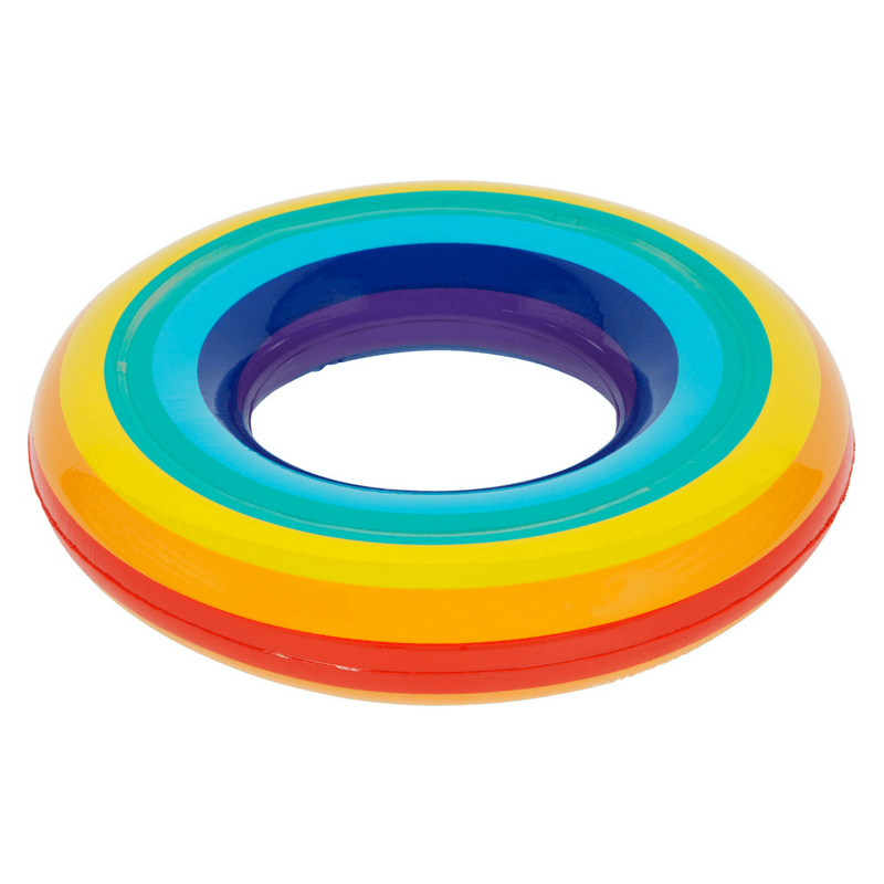 Sunnylife | Rainbow Kiddy Pool Ring | Shut the Front Door
