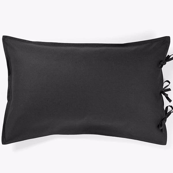 Aura | Pillow Case Std Maison Graphite | Shut the Front Door