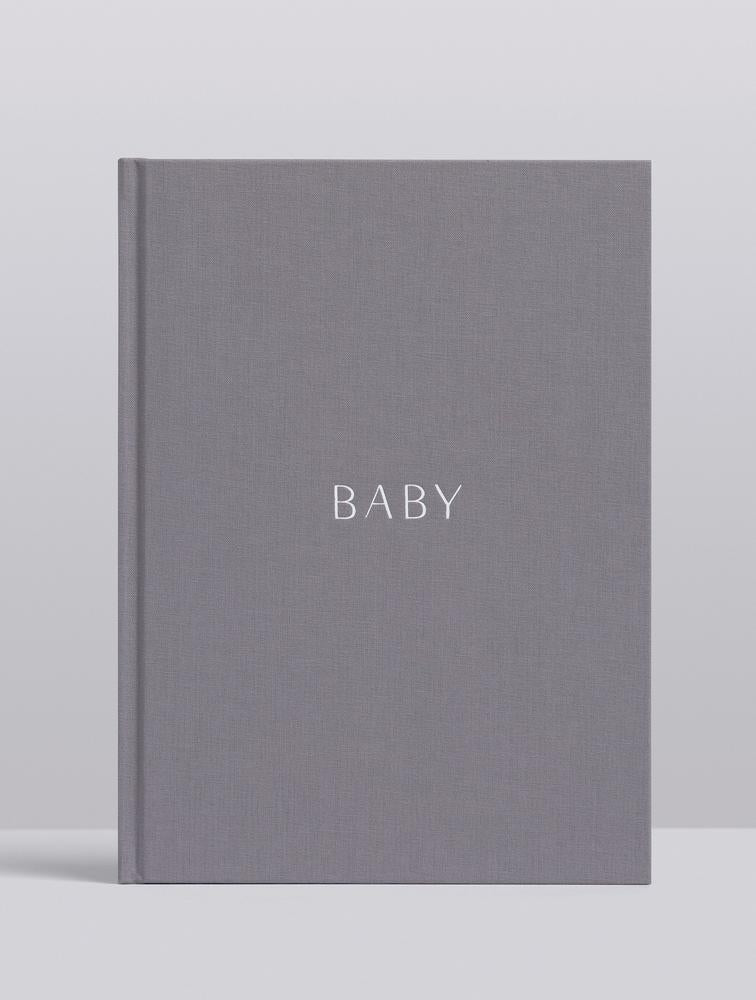 Write to Me Stationery | Baby Journal Whalie Mrs Mighetto | Shut the Front Door