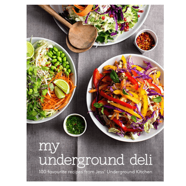 Not specified | My Underground Deli by Jess Daniell | Shut the Front Door