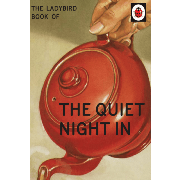 Ladybird | Ladybird Book of The Quiet Night In | Shut the Front Door