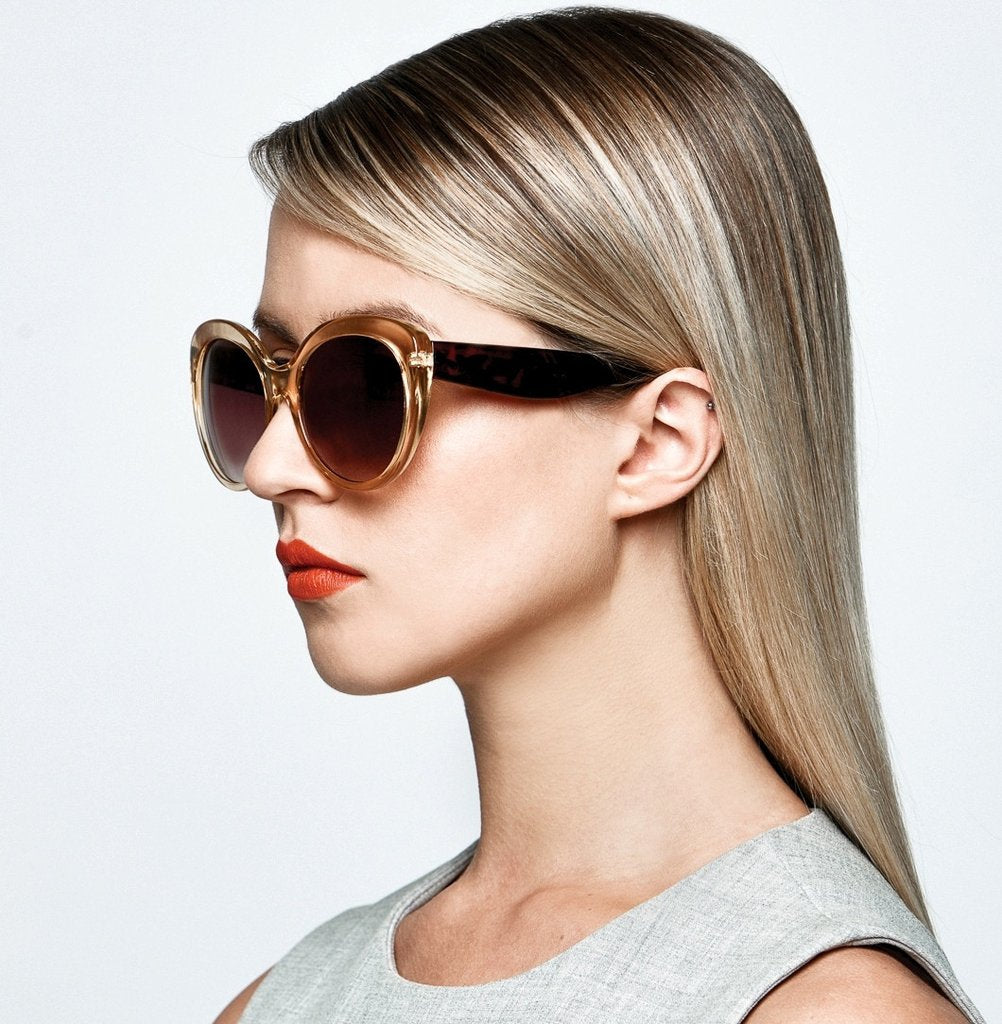 Reality Eyewear | Sunglasses - Como Clear | Shut the Front Door