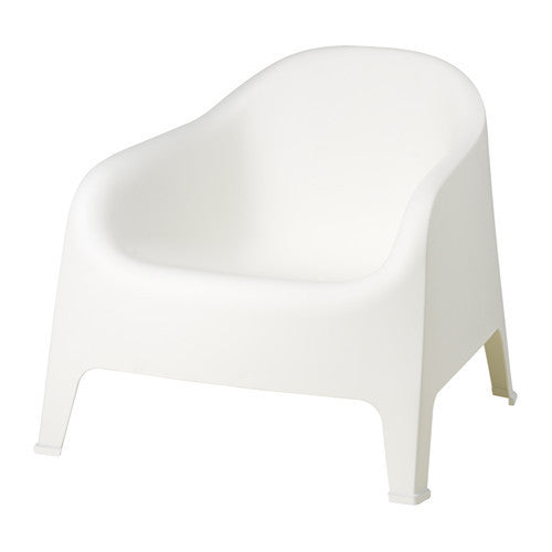 IKEA | Outdoor Armchair Skarpo WHITE *PRE ORDER* | Shut the Front Door