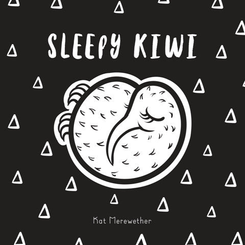 Tikitibu | Sleepy Kiwi Board Book | Shut the Front Door