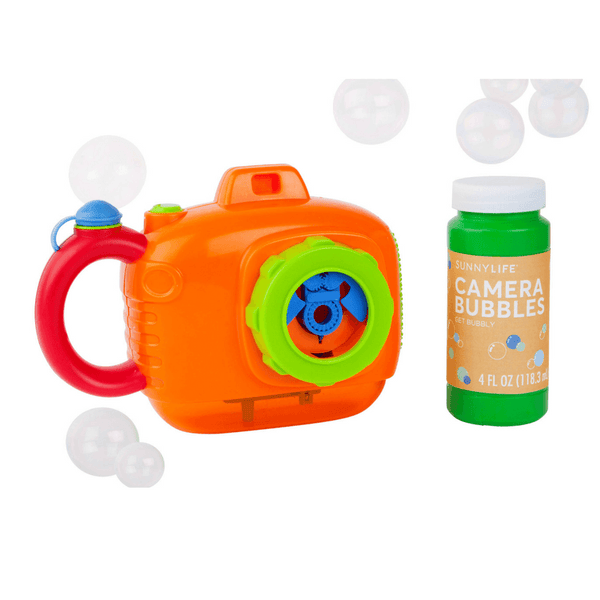 Sunnylife | Camera Bubble Machine | Shut the Front Door