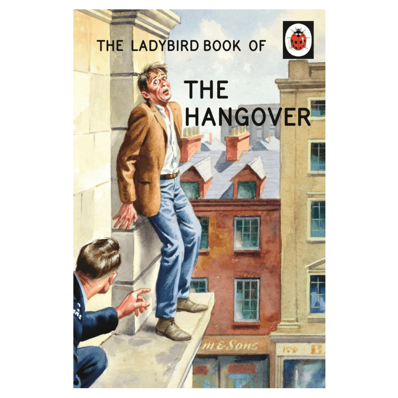 Penguin NZ | Ladybird Book of the Hangover | Shut the Front Door