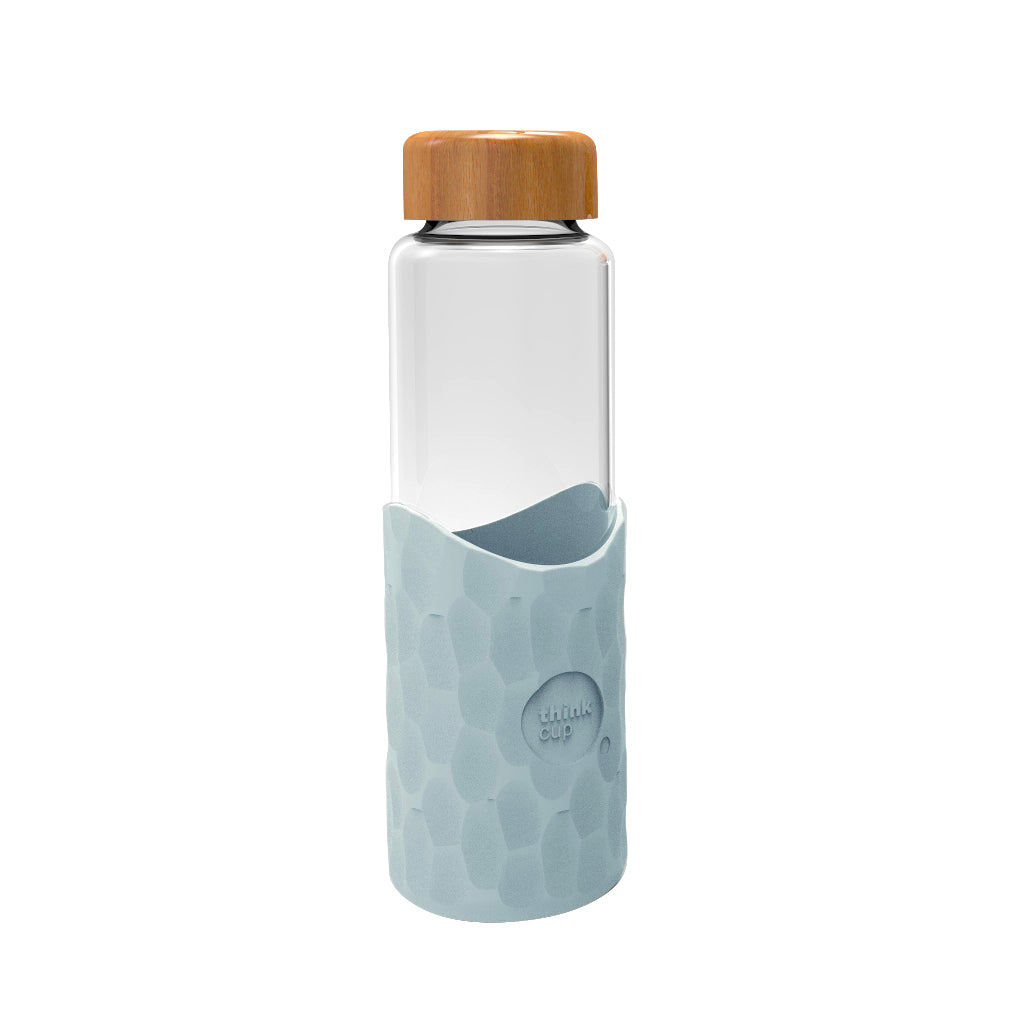 Think Cup | Think Glass Bottle - Mist | Shut the Front Door