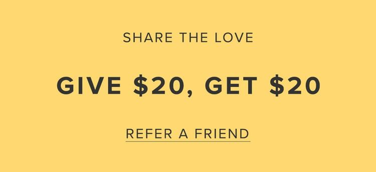 Share the love Tara Lynn's Boutique referral program