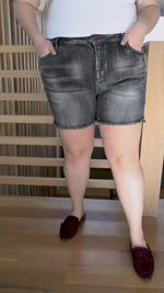 Undone Edges Shorts