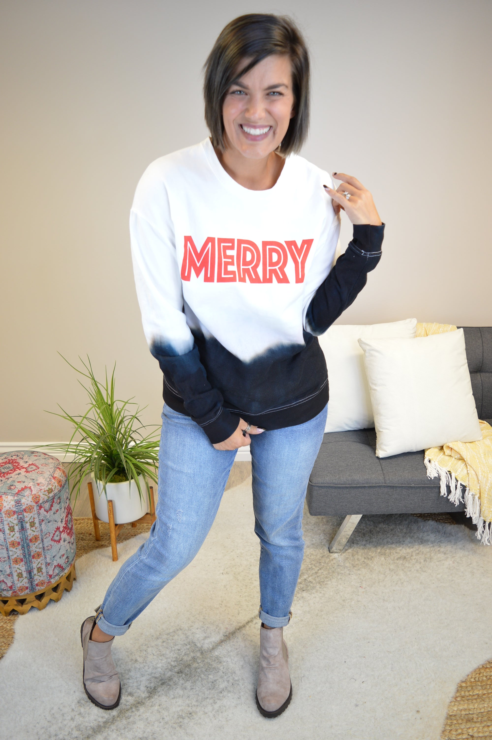 Oliver Sweater- FINAL SALE - Tara Lynn's Boutique