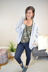 Oversized Basic Tee- FINAL SALE - Tara Lynn's Boutique