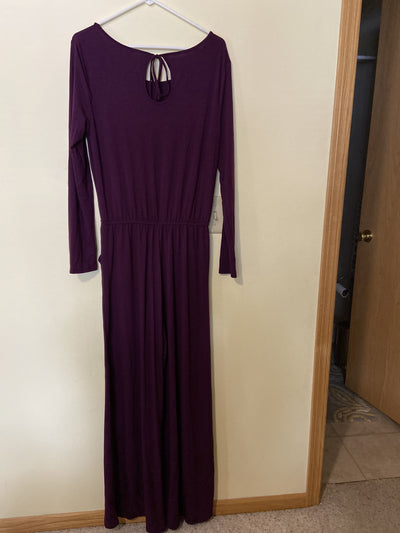 Ashley Long-sleeve PRE-LOVED Long-Sleeve Jumpsuit