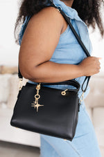 Ave Shops Bags Black Most Charming Handbag