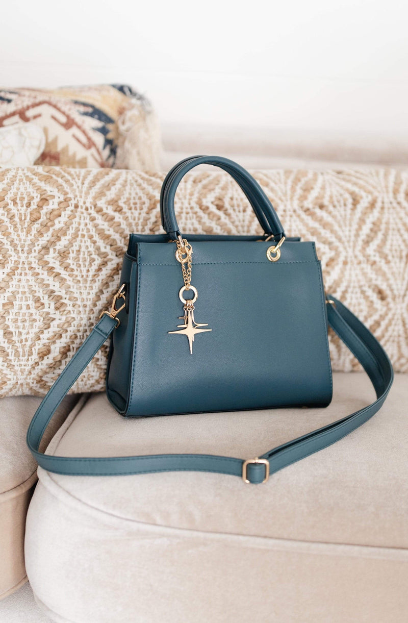 Ave Shops Bags Teal Most Charming Handbag