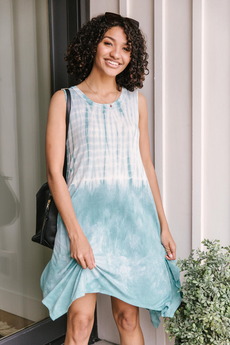 Ave Shops Dresses Tidal Wave Dress