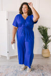 Ave Shops Jumpsuit Consider This Wide Leg Jumpsuit