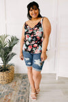 Ave Shops Tops Dizzy For Florals