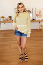 Ave Shops Tops Lime Time Sweater