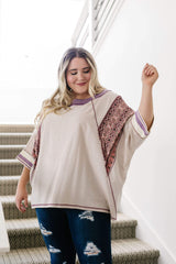 Brittney Large Hodge Podge Top