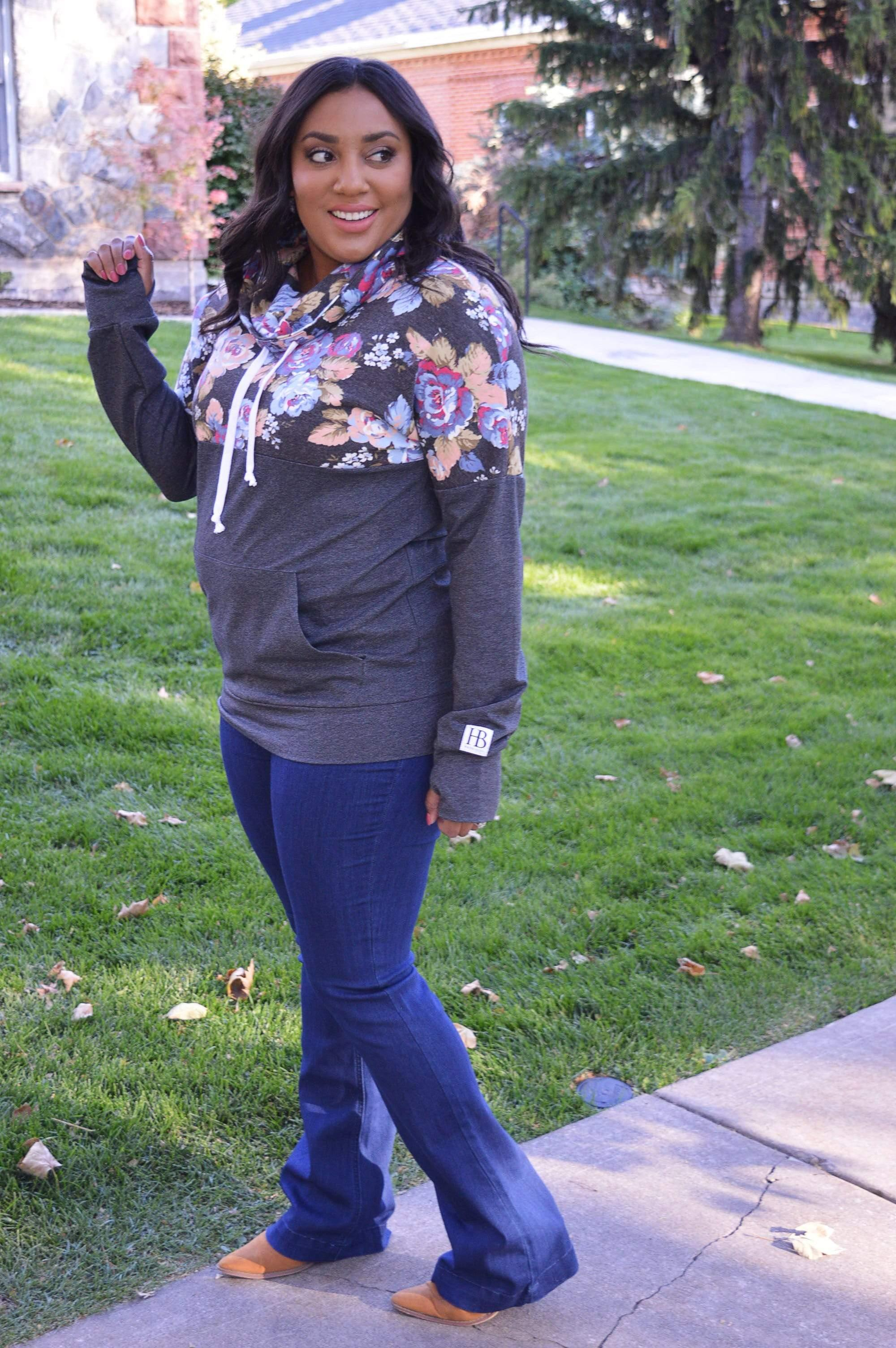 Cowl Me Out: Grayed Out - Tara Lynn's Boutique