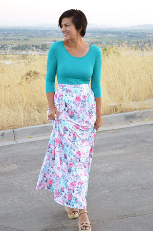 Emily Jane Maxi - FINAL SALE - Tara Lynn's Boutique