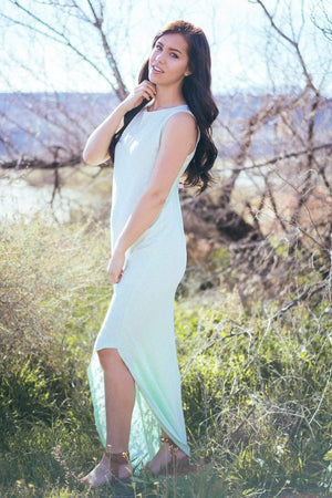 Mint to be Maxi - FINAL SALE - Tara Lynn's Boutique