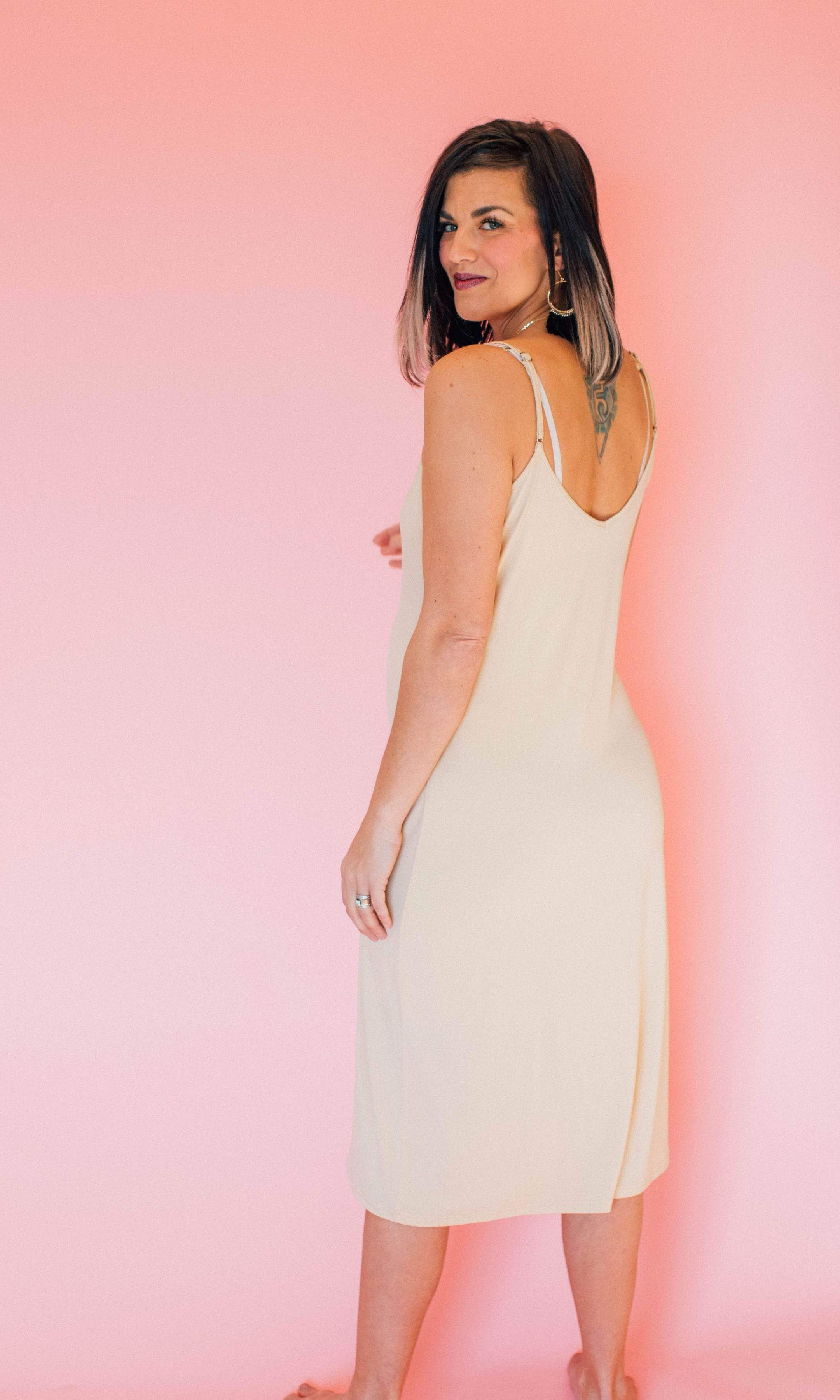 Perfect Slip: Long - FINAL SALE - Tara Lynn's Boutique