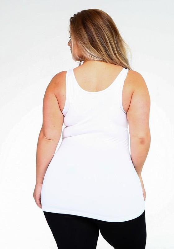 Seamless Scoop Tank - FINAL SALE - Tara Lynn's Boutique