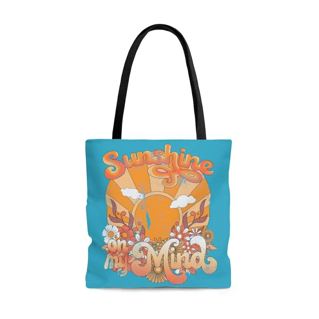 Printify Bags Large Sunshine On My Mind Tote Bag