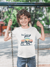 Printify Kids clothes Kids: Stay Wild Graphic Tee