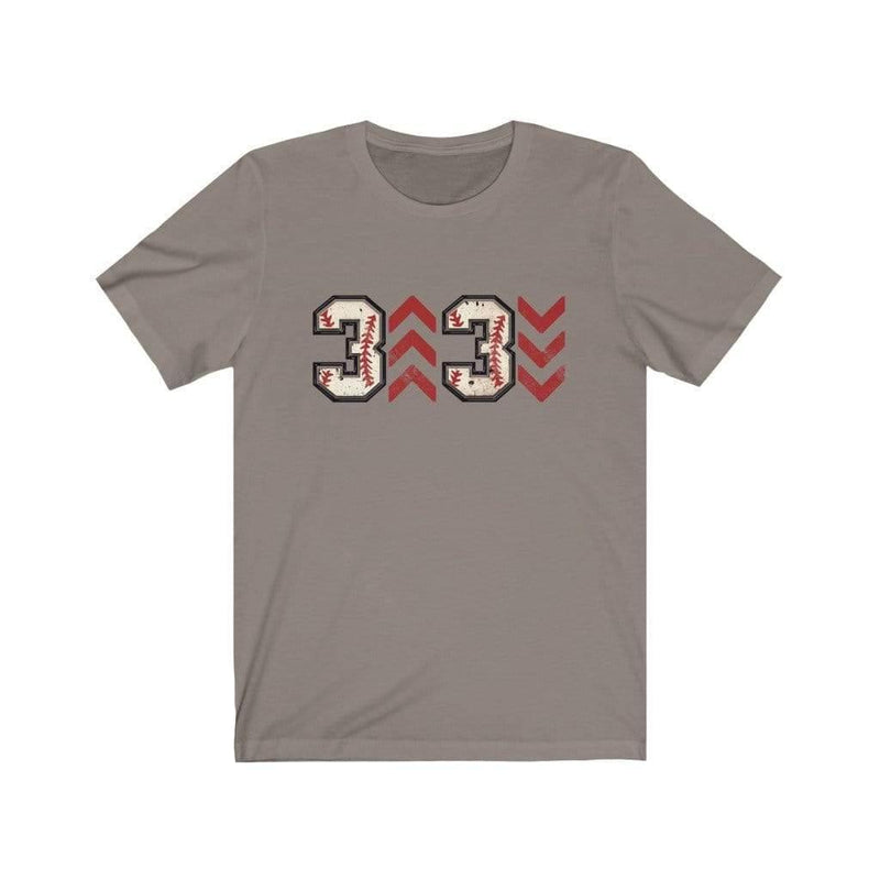 Printify T-Shirt Pebble Brown / XS 3 Up 3 Down Adult Graphic Tee