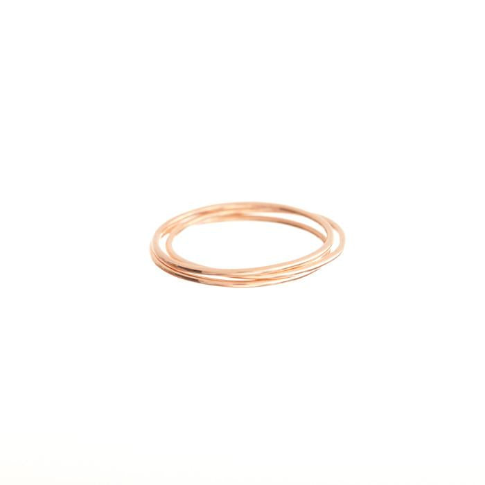 Paper Thin Stacking Rings