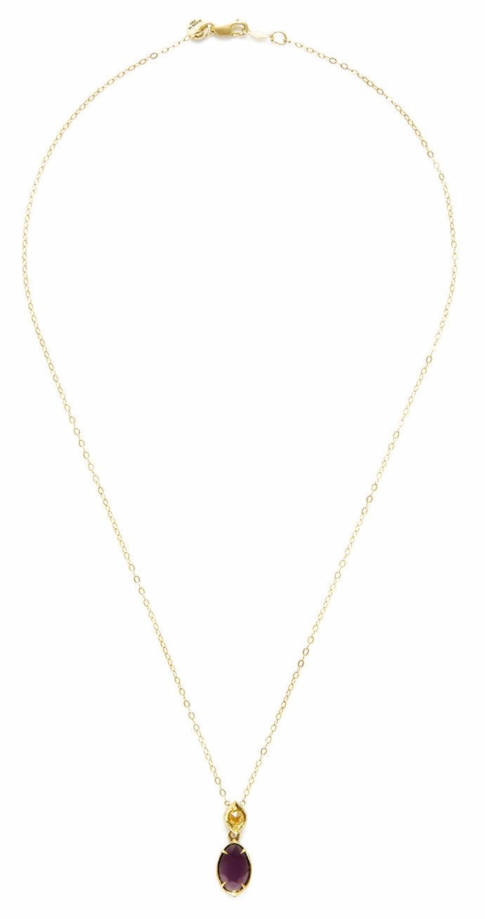 Elin Gold Necklace