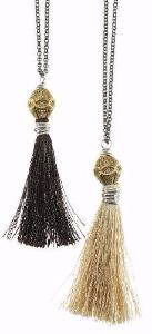 Antique Tassle Necklace