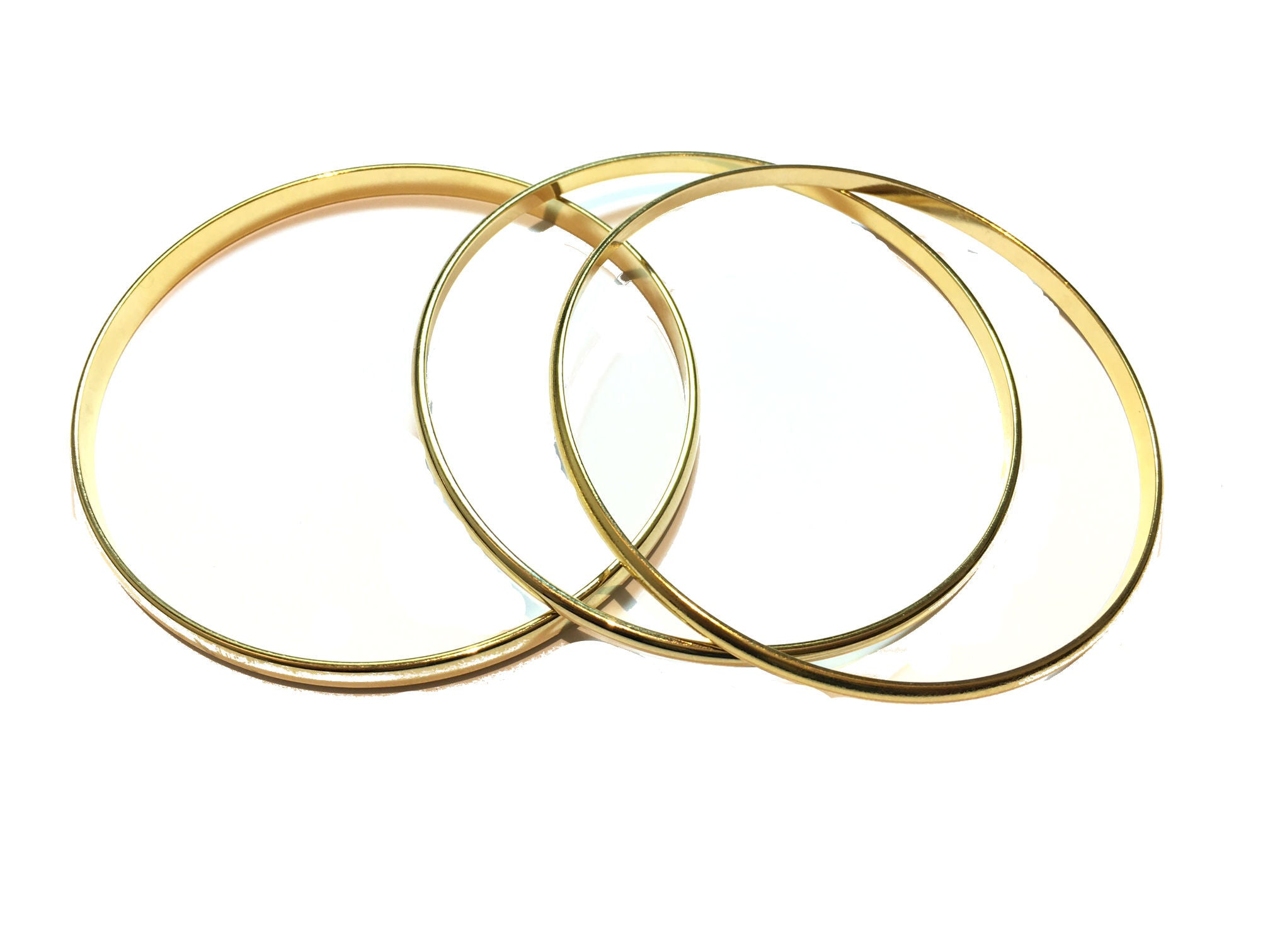 Skinny Bangle Set