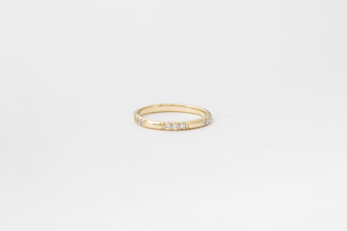 Spaced Eternity Band