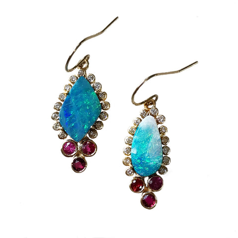 Chasmata Earrings