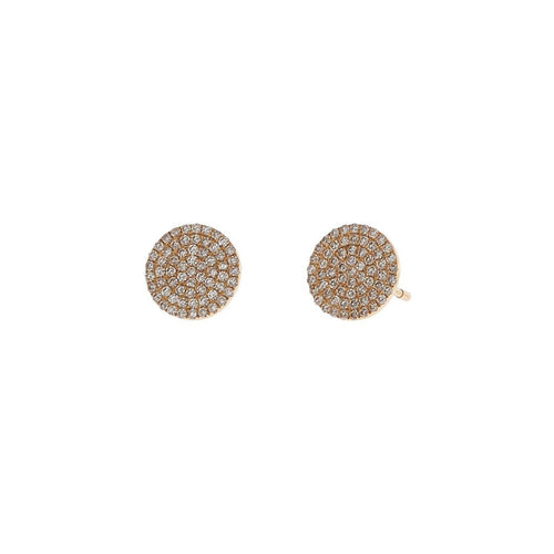 Pave Disc Studs