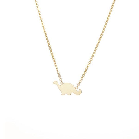 Brachiosaurus Necklace