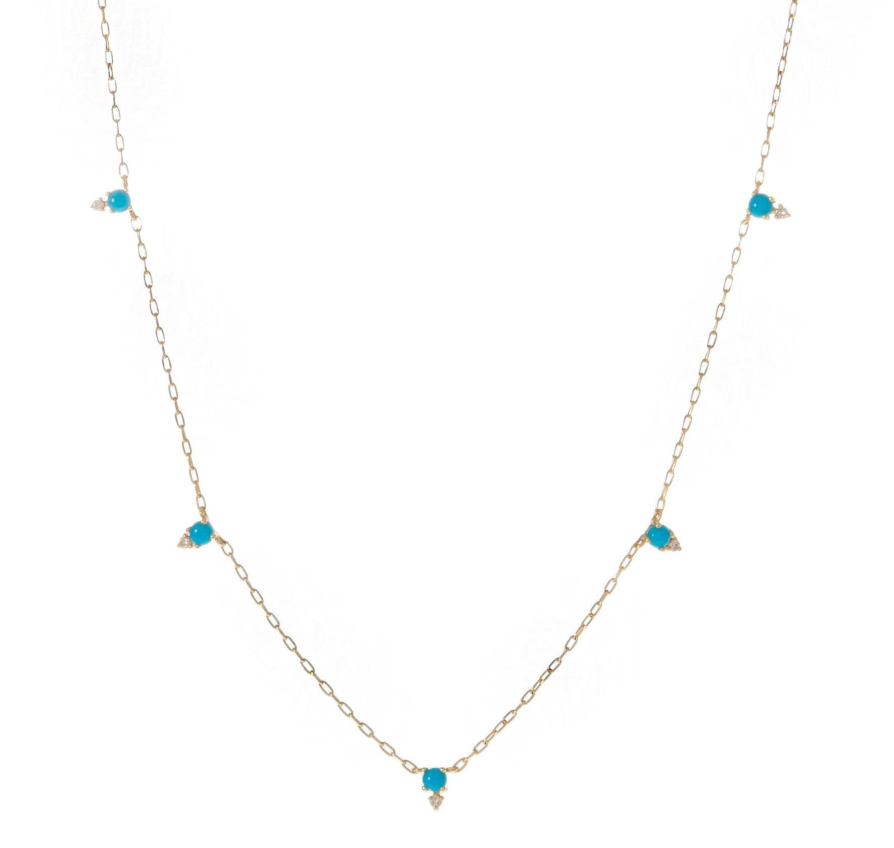 Devere Turquoise Necklace