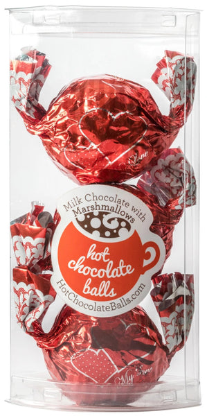 Milk Chocolate with <br />Marshmallows<br />(set of 3)