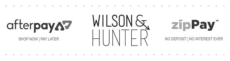 Wilson and Hunter