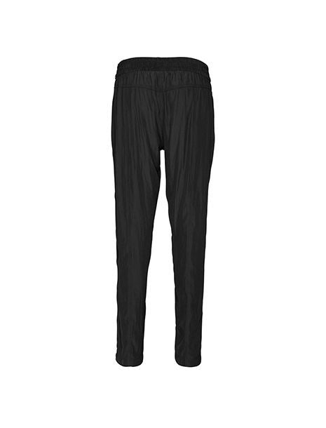 Soft Zip Pant- Black