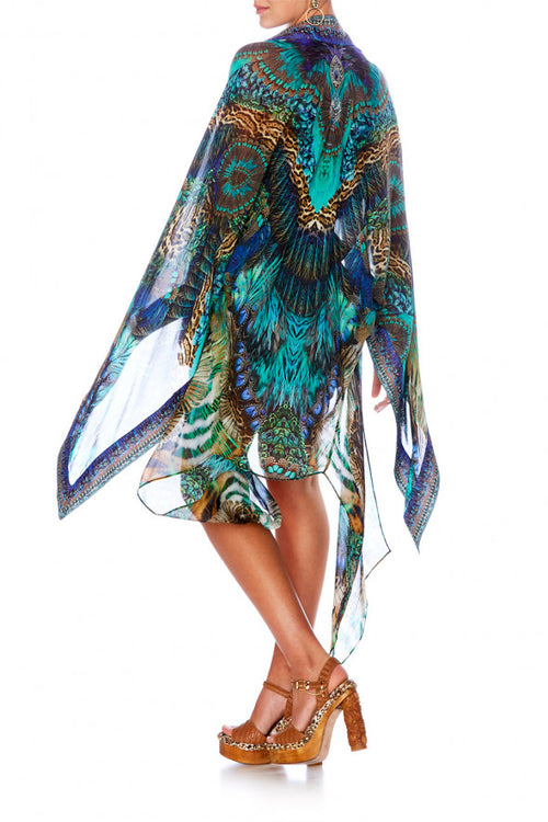 Long Draped Robe- The Creator