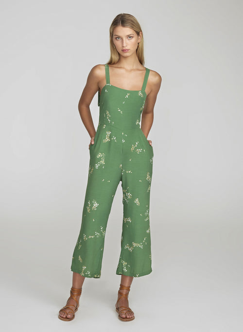 Elsa Jumpsuit- Myrtille